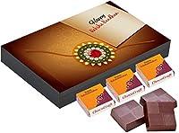 ChocoCraft Rakhi Chocolates Gifts for Brother 6 Chocolate Box