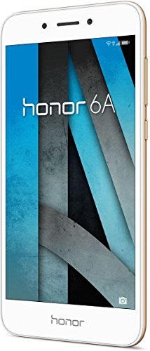 Honor 6A Smartphone (12,70 cm (5 Zoll) HD Display, 16 GB Speicher, Android 7.0) gold