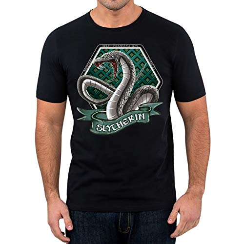 Elbster T-Shirt Slytherin (XL)