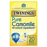 Twinings Organic Calming Camomile 20 Btl. 30g - Kamillentee
