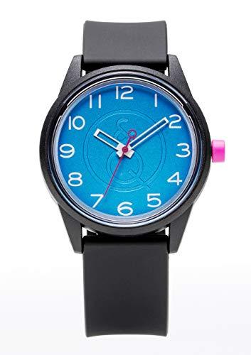 Q & Q Smile Solar Unisex, Respetuoso con el Medio Ambiente Reloj por Citizen, 5ATM Resistente al Agua...