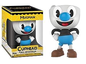 Funko Pop!- Games: Cuphead Mugman Figura de Vinilo (26965)