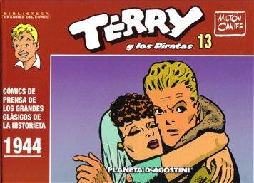 Biblioteca Grandes del Comic: Terry y los piratas nº 13