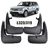 4 PCS/Set Car Mudflaps Mud Flap Splash Guard Mudguards Fit For Range Rover Sport L320 05-13