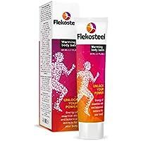 Preisvergleich für FLEKOSTEEL Muskel Wärme Balsam by Hendel 50ml
