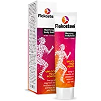 Besten Preis für FLEKOSTEEL Muskel Wärme Balsam by Hendel 50ml bei billige-tabletten.eu