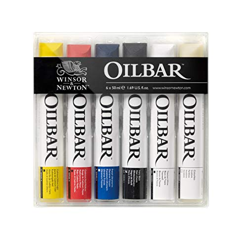 Winsor & Newton Artists - Set de 6 colores al óleo en barra