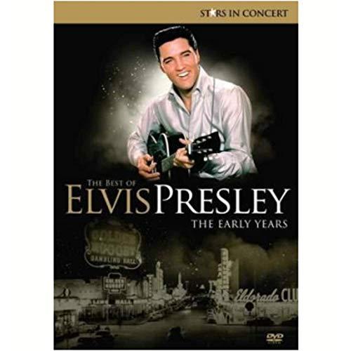 ELVIS PRESLEY - STARS IN CONCERT ELVIS (1 DVD)