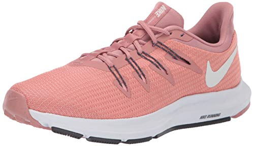 sports shoes eb661 8a0ac Nike Wmns Quest, Zapatillas de Running para Mujer, Rosa (Rust Summit White