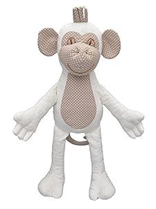ABA aba71348Monkey marioneta de Mano, 70cm