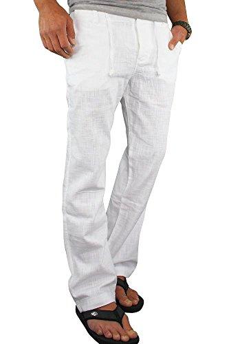 Merish Trousers Linen Summer Hom...