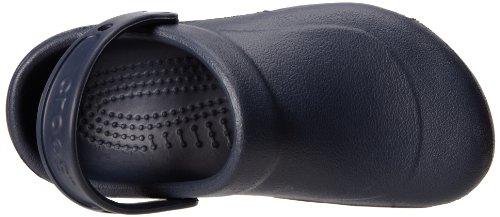 crocs Bistro 10075, Sabot unisex adulto Blu (Navy)