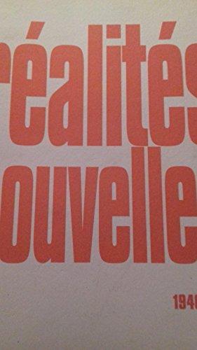Réalités nouvelles, 1946-1955 : Exposition, Paris, 9 novembre 2006-12 janvier 2007, Galerie Drouart