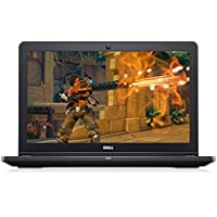 Dell Inspiron 15 Gaming 5577 15.6-inch Laptop (7th Gen Core i7-7700HQ/8GB/1TB + 128GB SSD/Windows 10/GTX 1050M 4GB Graphics/Ms Office 2016 H & S)