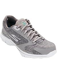 Skechers Go Walk 3-Statement Fibra sintética Zapatos para Caminar