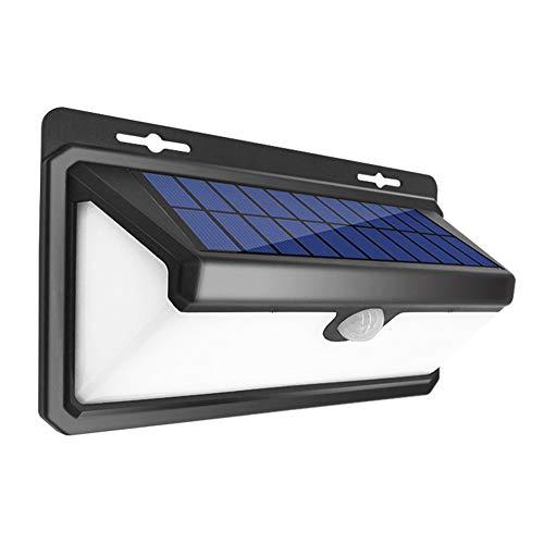 FISHD LED Solarleuchten,Außenleuchten für Garten, Patio, Yard, Weihnachten Sicherheitsbeleuchtung Home Kitchen