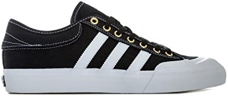 Adidas Matchcourt, Zapatillas de Deporte para Hombre, Negro (Negbas/Ftwbla/Dormet 000), 48 2/3 EU