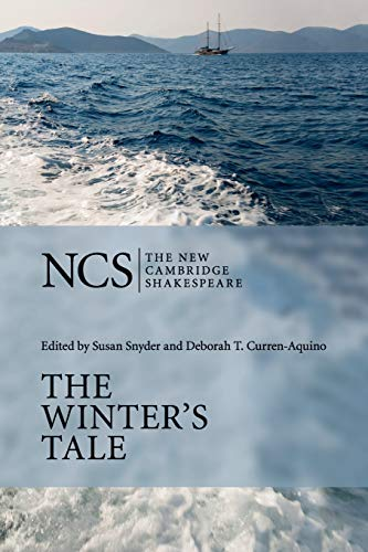 The Winter's Tale Paperback (The New Cambridge Shakespeare) por Shakespeare