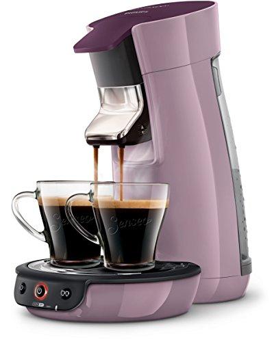 Philips Senseo Viva Café HD7829/40 Padmaschine, violett