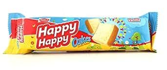 Parle Happy Happy Egg Cakes - Vanilla, 50g Pack