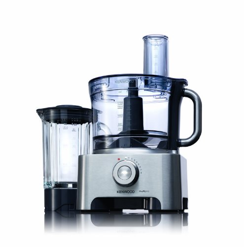 Kenwood MultiPro Sense FPM810 Food Processor - Silver