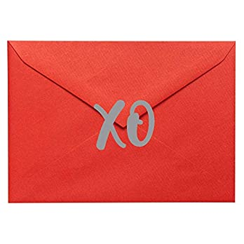20 x kleine Aufkleber in Form von Küsse, XO. Vinyl Wandkunst Aufkleber, Wandgemälde, Wandtattoo. Kunst, Kartenherstellung, Spiegel, Fenster.