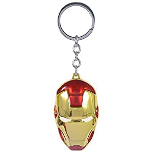 Discount4product Iron Man Keychain