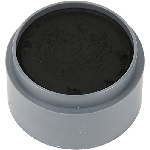 Maquillage à leau Grimas Noir - 15ml