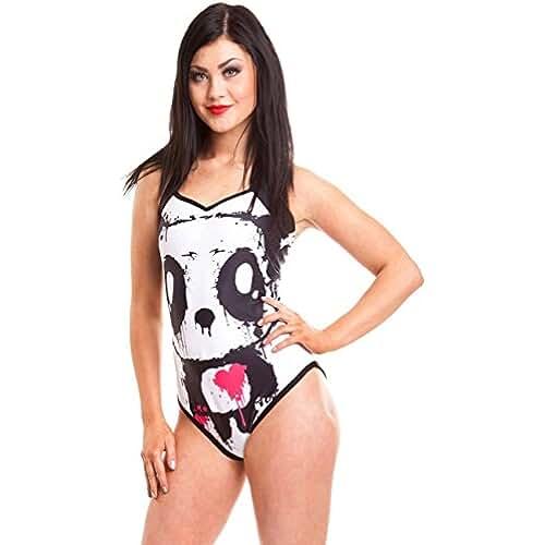 Killer Panda - Traje de una pieza - para mujer