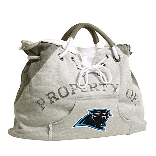 Littlearth NFL BCA bindungseinsatz Hoodie Tote, Unisex, Carolina Panthers (Spielzeug Carolina Panthers)