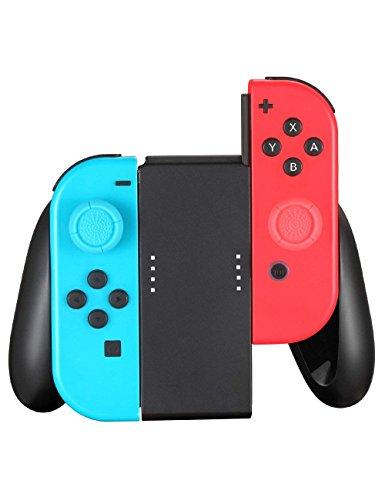 TPFOON Soporte Empuñadura Confort Mando Joy-con Nintendo