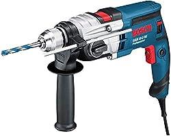 Bosch Professional Schlagbohrmaschine GSB 19-2 RE (850 Watt, Bohr-Ø Beton: 13-18 mm, im Koffer)