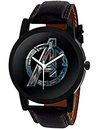 CERO Avengers Print Dial Analog Men's Watches for Boy's