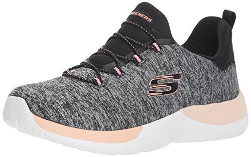 Skechers sport dynamight break through women air cooled memory foam slip on sneaker 12991, numero di scarpe:38 eu