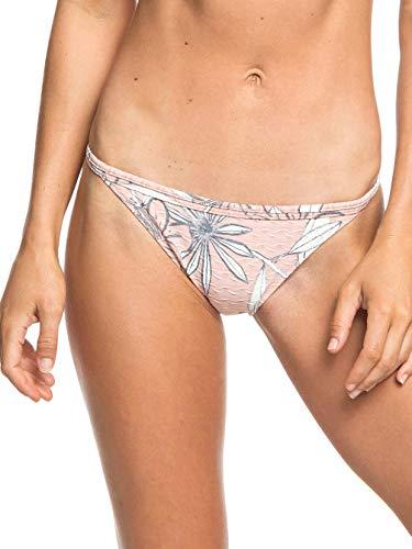 Roxy Bikini H and K PRT Mini Bikini Bottom (Bottom Bikini Mini Pink)