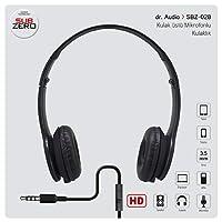 Subzero Dr.Audio HD Kulaküstü Kulaklık Siyah