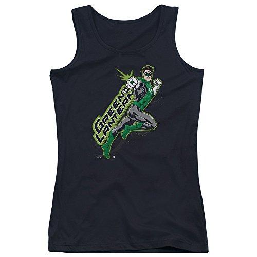 Green Lantern - - Les jeunes femmes parmi les Débardeur Etoiles Black