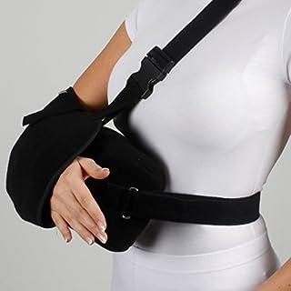 ArmoLine Abduction Sling - Deluxe Padded Arm Sling - Wrist Shoulder Immobilizer