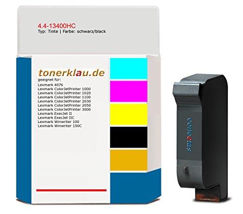 13400hc Tinte (kompatibel Tinte 4.4-13400HC für: Lexmark Winwriter 150C als Ersatz für Lexmark 13400HC)