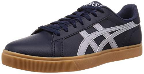Asics Classic CT, Zapatos de Baloncesto para Hombre, Gris (Midnight/Piedmont Grey 401),...