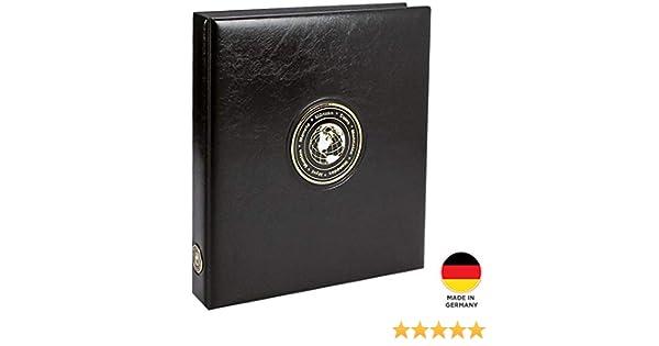Safe 7346 M/ünzensammelalbum f/ür M/ünzen aus aller Welt Premium