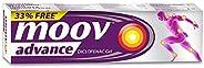 Moov Advance Fast Pain Relief Diclofenac Gel - 30g (33% Extra)