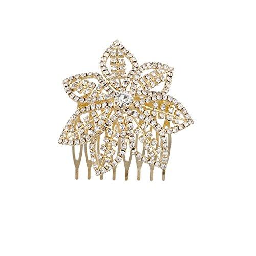 lux-accessori-in-metallo-silvertone-metallo-e-bling-fiore-sposa-da-sposa-capelli-pettine