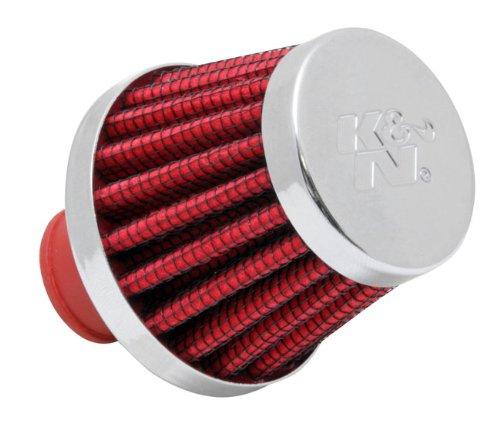 K&N 62-1600RD KFZ und Motorrad Entlüftungsluftungsluftfilter -