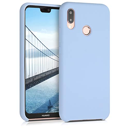 Kwmobile Funda Huawei P20 Lite - Carcasa TPU teléfono