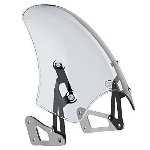 Dart Marlin Motorrad-Windschutzscheibe für CB1100 (6 speed models 2014-16) - Hell