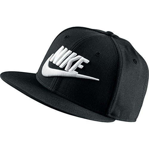 Nike Futura True- Red Cappello, Black/Black/Black/White, Taglia Unica
