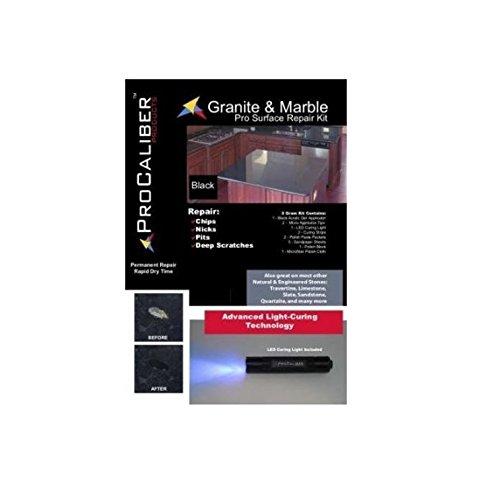 procaliber-productos-20-13-1012-acv-negro-negro-cuarzo-de-granito-y-marmol-pro-kit-de-reparacion-de-