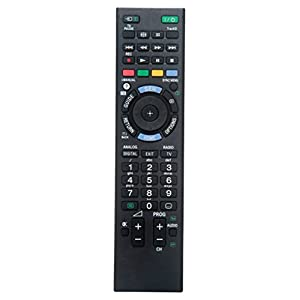 Lripl Lx300 Remote Control For All Sony Led/Lcd Tv's (Black)
