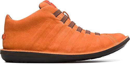 CAMPER Herren Beetle Hohe Sneaker, Braun (Rust/Copper 220), 44 EU - Braun Camper Beetle